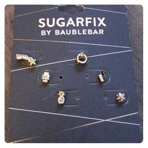 Shiny and New Earrings by SugarFix
